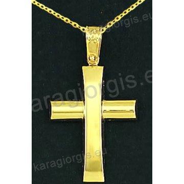 075fb58393ff Βαπτιστικοί Σταυροί με αλυσίδα σε προσφορά