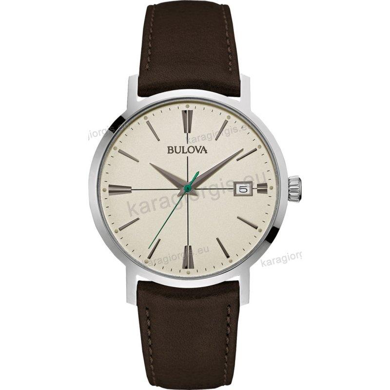 Ρολόι BULOVA Aeroget Vintage Collection ανδρικό ... 9f83888790f