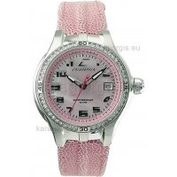 Ρολόι CHRONOTECH γυναικείο με δερμάτινο λουράκι 38mm