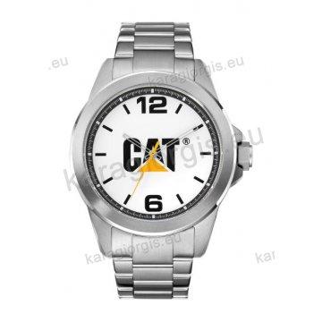 Ρολόι CUT CATERPILLAR Icon ανδρικό με μπρασελέ από ανοξείδωτο ατσάλι 45mm